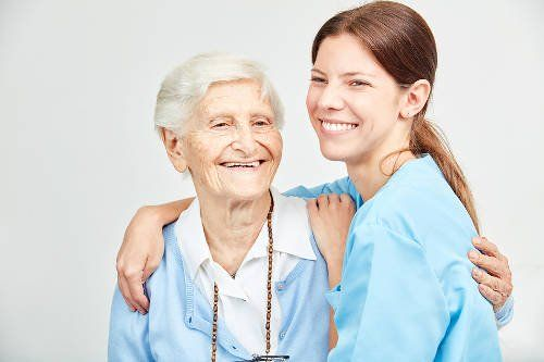 Opieka domowa nad seniorem