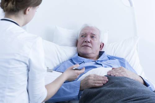 Opieka nad osobą leżącą w domu