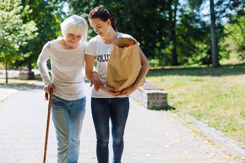 Kompetencje opiekuna osoby starszej